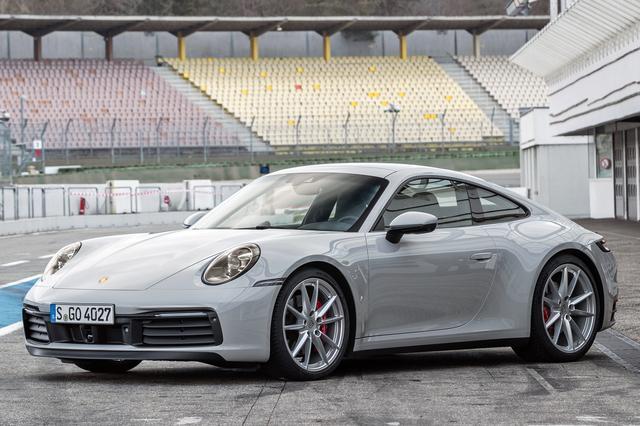 画像: 新型911は今のところワイドボディのみの設定だ。
