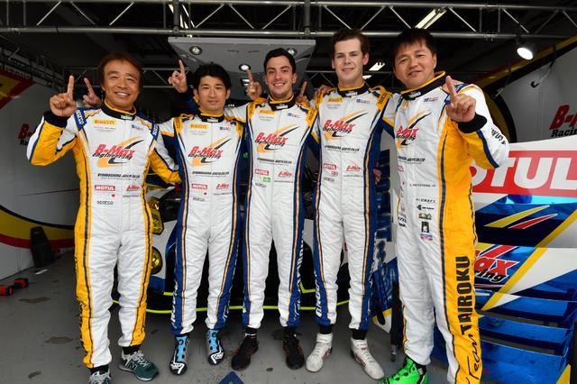 画像1: GTNET GT3 GT-Rが富士24Hを2連覇!【スーパー耐久シリーズ第3戦】富士SUPER TEC 24時間レース
