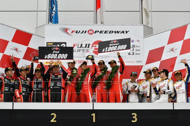 画像10: GTNET GT3 GT-Rが富士24Hを2連覇!【スーパー耐久シリーズ第3戦】富士SUPER TEC 24時間レース