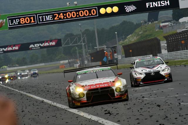 画像9: GTNET GT3 GT-Rが富士24Hを2連覇!【スーパー耐久シリーズ第3戦】富士SUPER TEC 24時間レース
