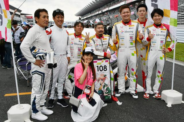 画像2: Team DreamDrive 3年越しの初勝利は24Hウィン!【スーパー耐久シリーズ第3戦】富士24時間レース ST-TCRクラス