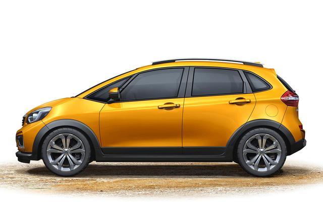 画像: SUVスタイルを採り入れた新グレード追加に現場も期待大