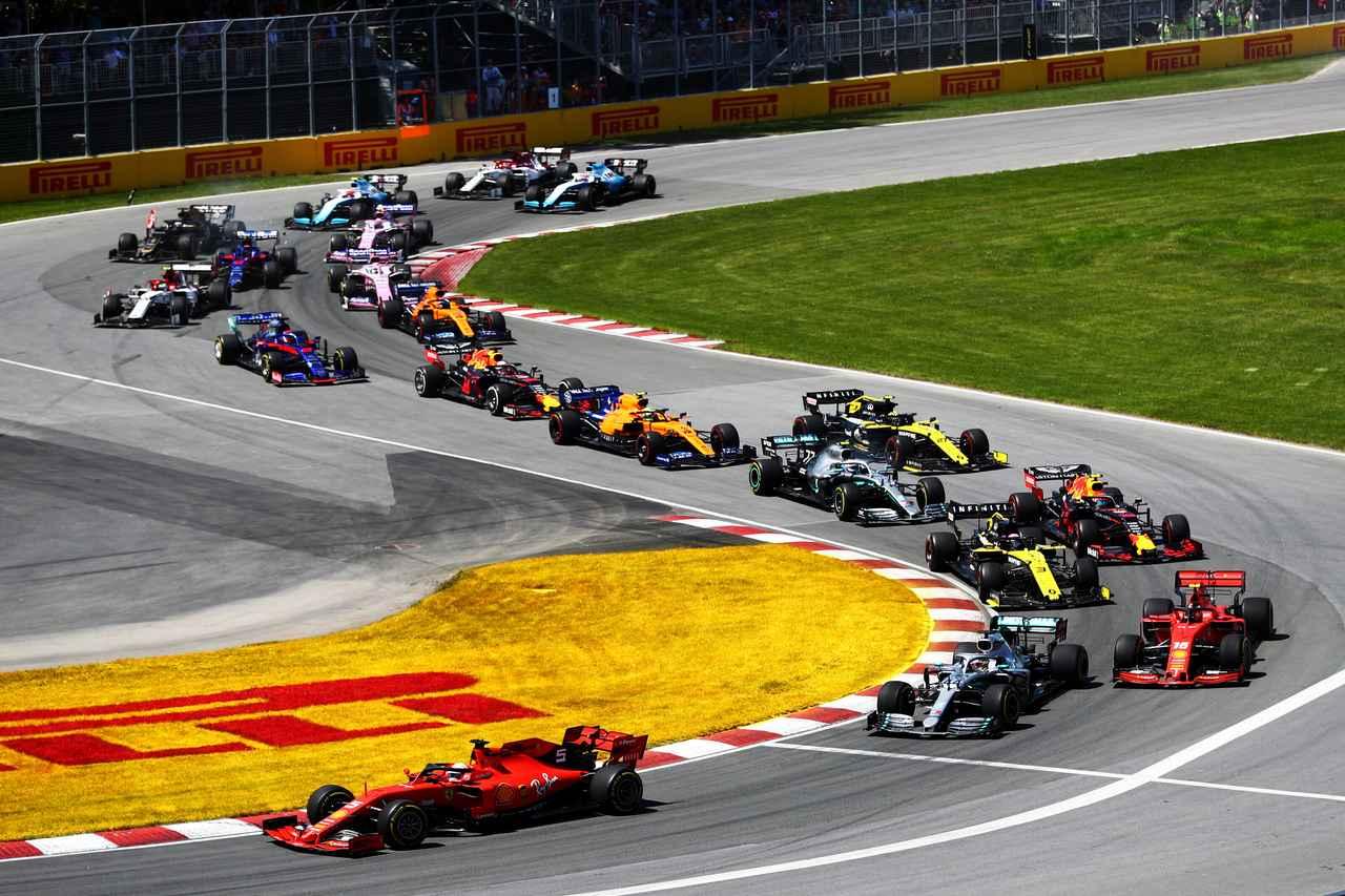 Images : 9番目の画像 - 「F1カナダGP、5位までポジションを上げたフェルスタッペンと表彰台を狙いながら8位に敗れたガスリーの明暗【モータースポーツ】」のアルバム - LAWRENCE - Motorcycle x Cars + α = Your Life.