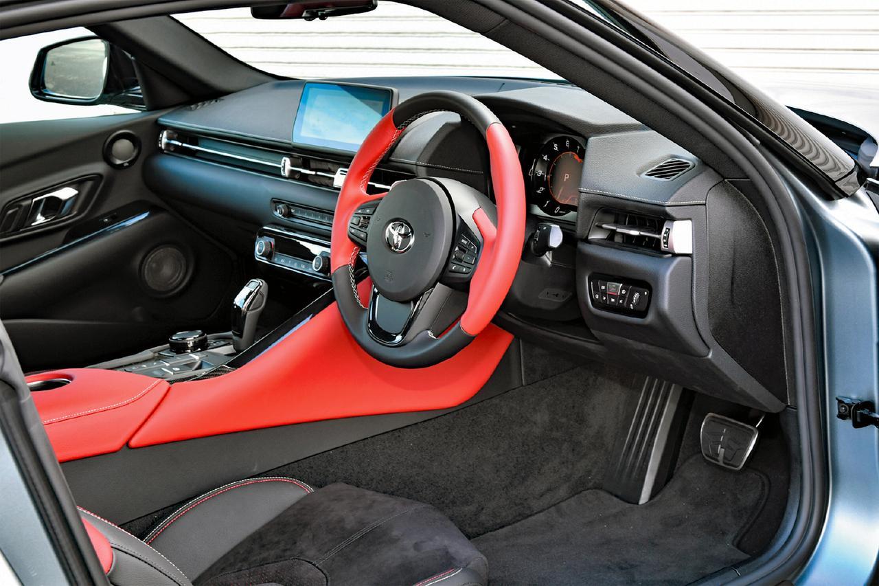Images : 4番目の画像 - トヨタ新型スープラ - Webモーターマガジン