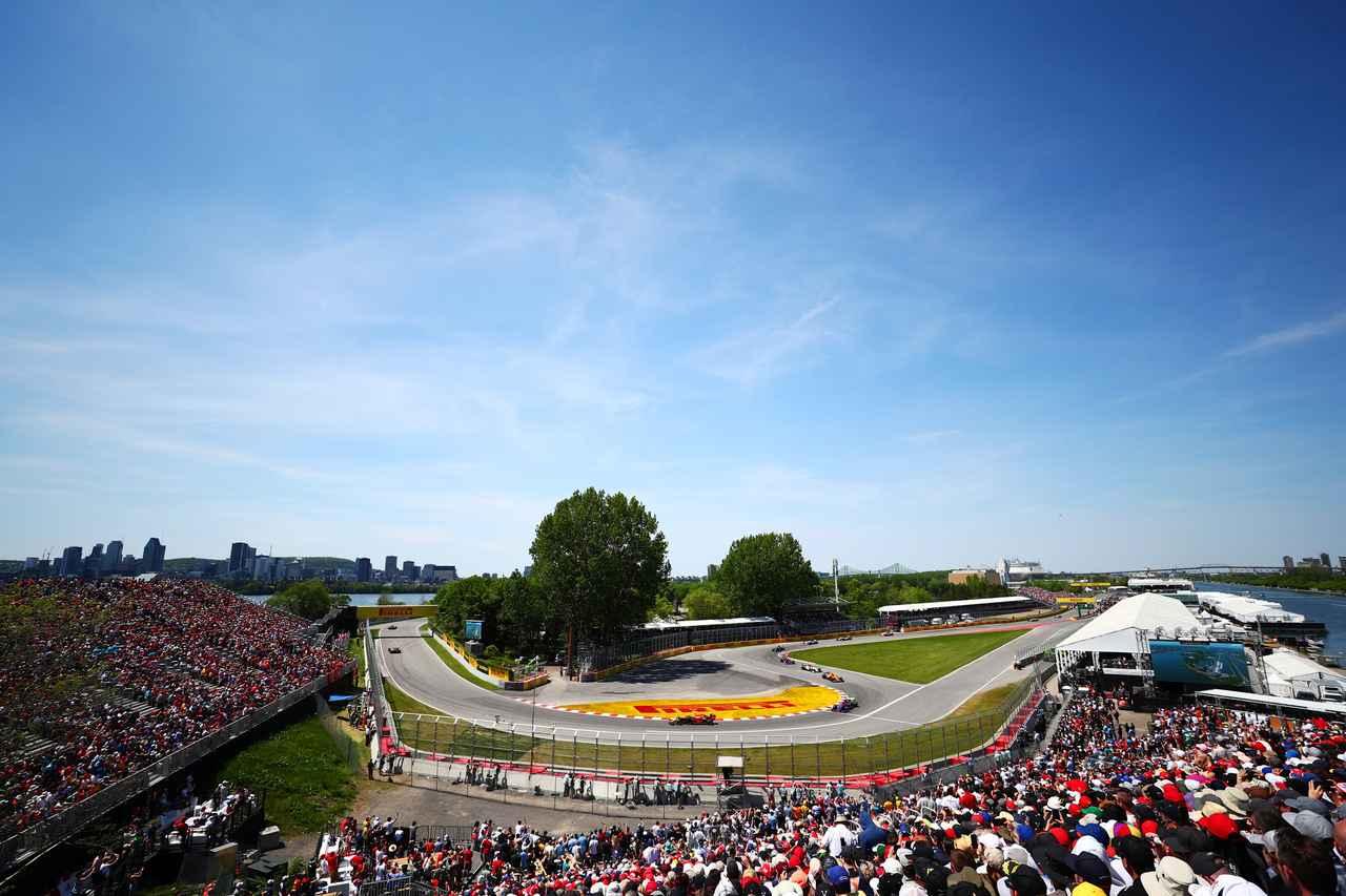 Images : 16番目の画像 - 「F1カナダGP、5位までポジションを上げたフェルスタッペンと表彰台を狙いながら8位に敗れたガスリーの明暗【モータースポーツ】」のアルバム - LAWRENCE - Motorcycle x Cars + α = Your Life.