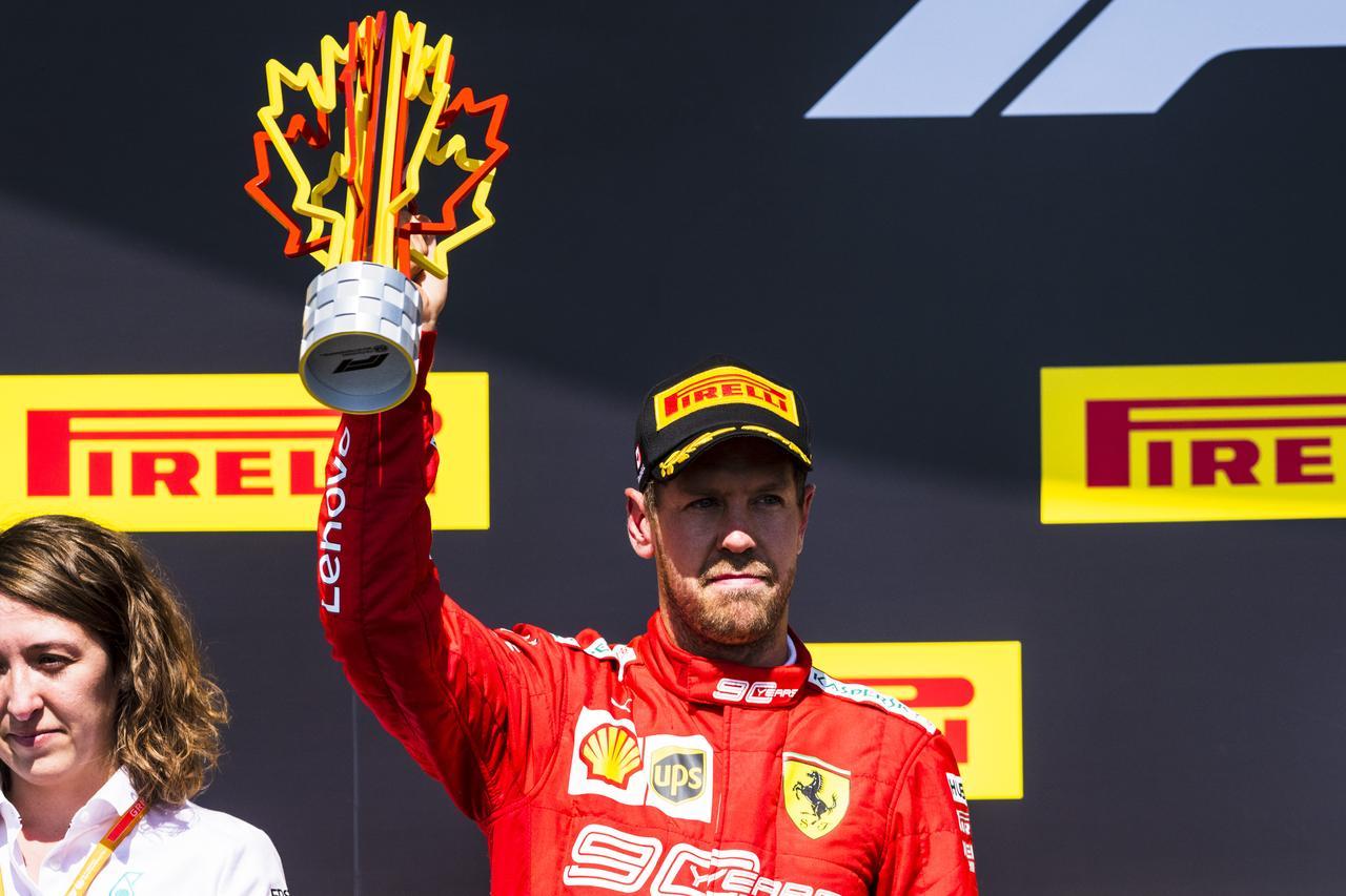 Images : 10番目の画像 - 「F1カナダGP、48周目、トップを走るヴェッテルになにが起こったのか【モータースポーツ】」のアルバム - Webモーターマガジン