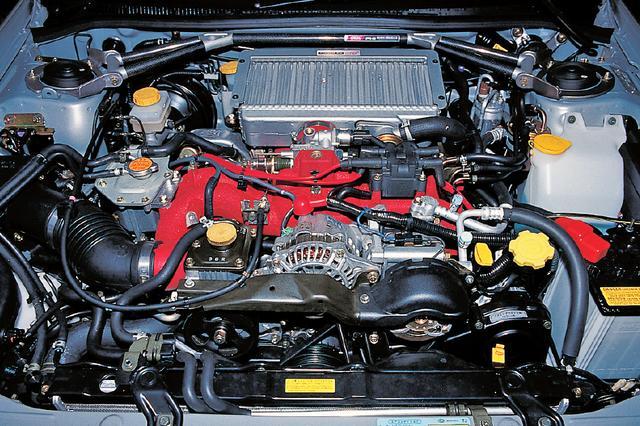 画像: スポーツECUの採用と過給圧アップ、冷却効率の向上、排気系の改良などで、ノーマル+20psの300psとなった。