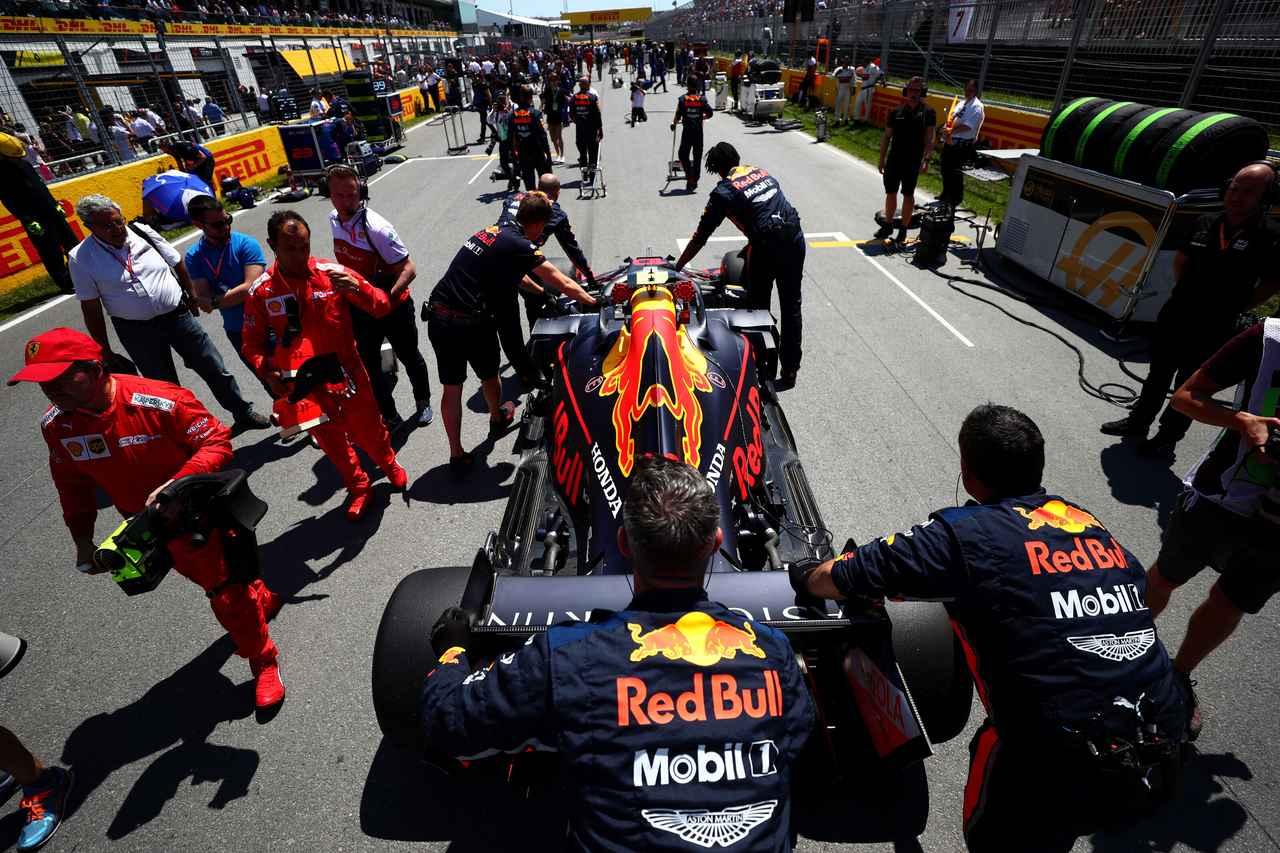 Images : 15番目の画像 - 「F1カナダGP、5位までポジションを上げたフェルスタッペンと表彰台を狙いながら8位に敗れたガスリーの明暗【モータースポーツ】」のアルバム - Webモーターマガジン