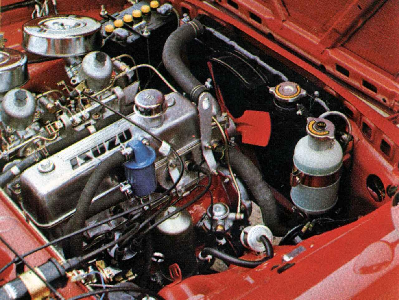 Images : 3番目の画像 - いすゞ・ベレット1600GT - Webモーターマガジン