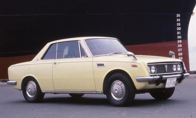 画像: トヨタ1600GTはトヨタ初の4気筒DOHCエンジンである「9R」を搭載した。