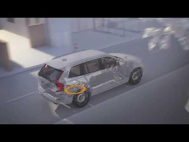 画像: ボルボの自動運転技術、Uberとの共同開発でXC90に搭載 youtu.be