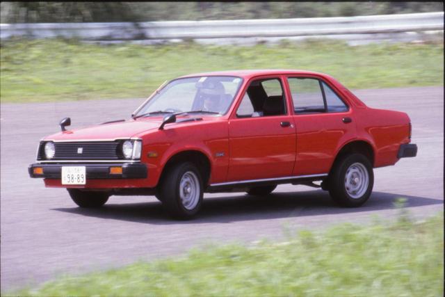 画像: PF60ジェミニにはZZ(ダブルヅィー)というホットバージョンがあった。エンジンはG180W型で130ps/16.5kgmを発生。トルク感はAE86を凌ぐとも言われた。