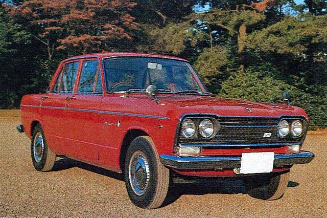 画像: シングルキャブ仕様(105ps)のGT-Aの量産型は65年9月から。街乗りではデリケートなGT-Bより乗りやすかった。写真は後期モデルのS54A-3。