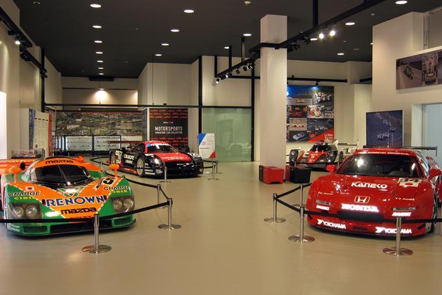 画像: ル・マンに挑んだ日本車は、7月8日(月)まで、メガウェブ ヒストリーガレージ1F モータースポーツヘリテージで展示中だ。 www.megaweb.gr.jp