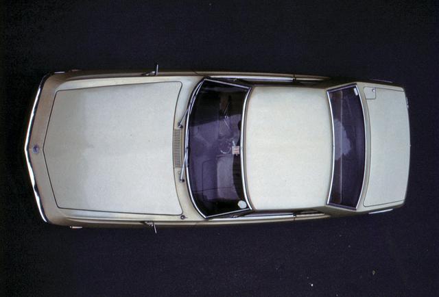 画像: その美しいスタイリングは、当時の国産車に比肩しうるモデルは存在しなかった。