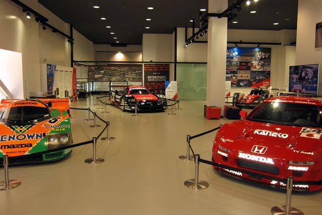 画像: ル・マンに挑んだ日本車は、7月8日(月)までメガウェブ ヒストリーガレージ1F モータースポーツヘリテージで展示中だ。 www.megaweb.gr.jp