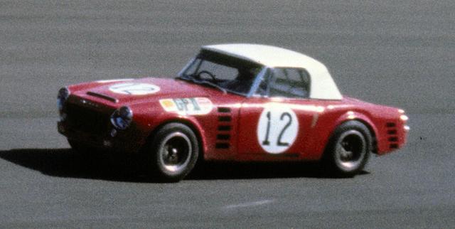 画像: レース用のオプションも用意されていたので、モータースポーツでも大活躍した。