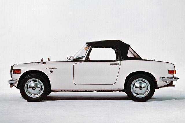 画像: 最終モデルとなったS800M。いざ生産中止が伝えられると人気は再燃した。