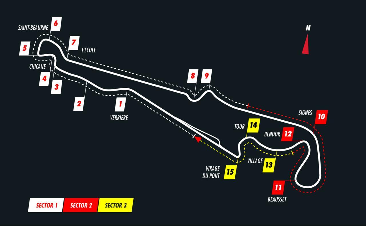 Images : 2番目の画像 - 2019年 F1フランスGP プレビュー - Webモーターマガジン