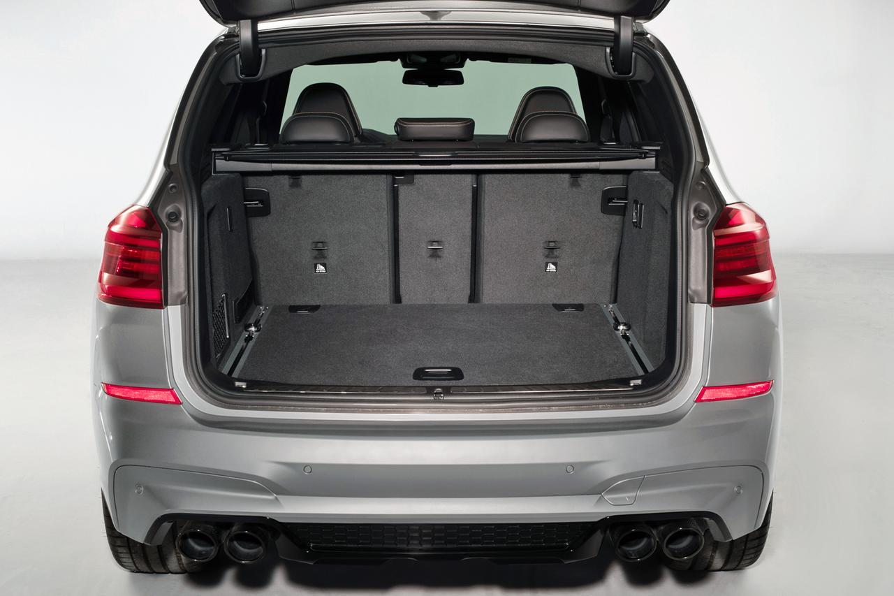 Images : 8番目の画像 - BMW X3 M/X4 M - Webモーターマガジン