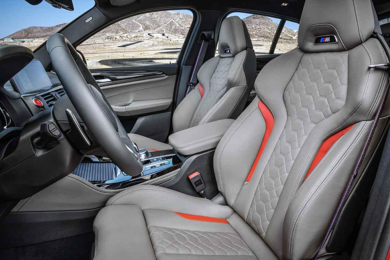 Images : 6番目の画像 - BMW X3 M/X4 M - Webモーターマガジン