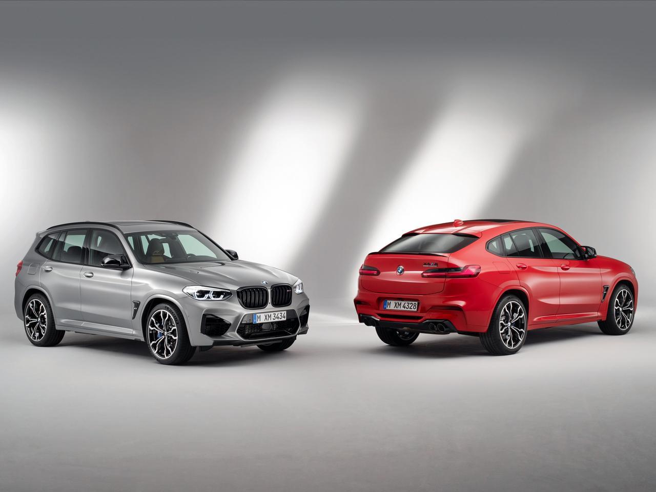 Images : 1番目の画像 - BMW X3 M/X4 M - Webモーターマガジン