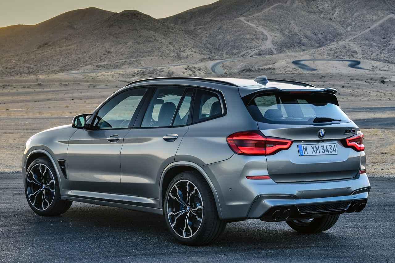 Images : 3番目の画像 - BMW X3 M/X4 M - Webモーターマガジン