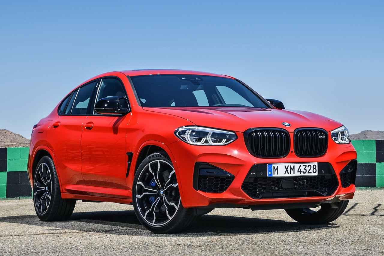 Images : 4番目の画像 - BMW X3 M/X4 M - Webモーターマガジン