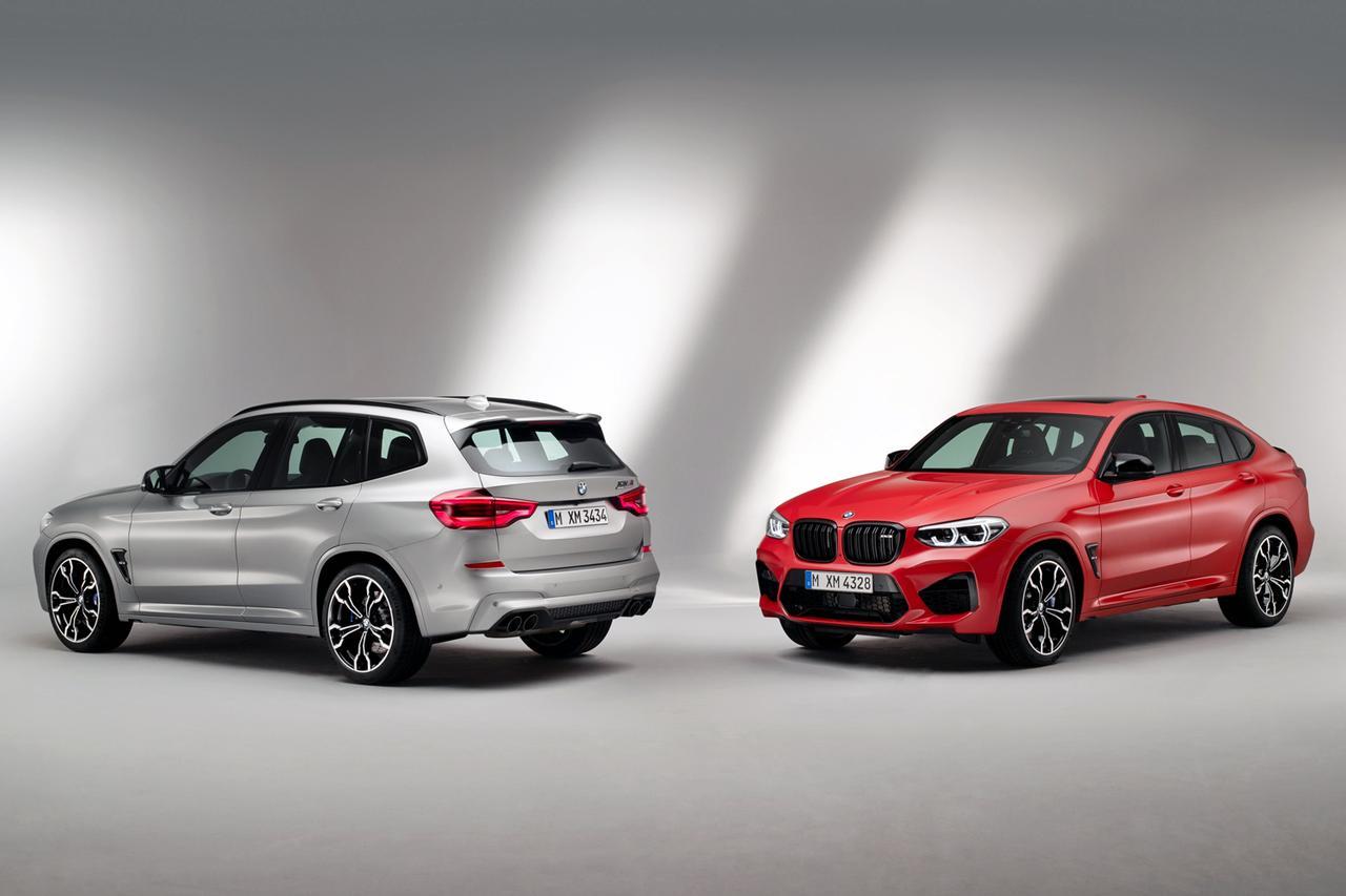 Images : 9番目の画像 - BMW X3 M/X4 M - Webモーターマガジン