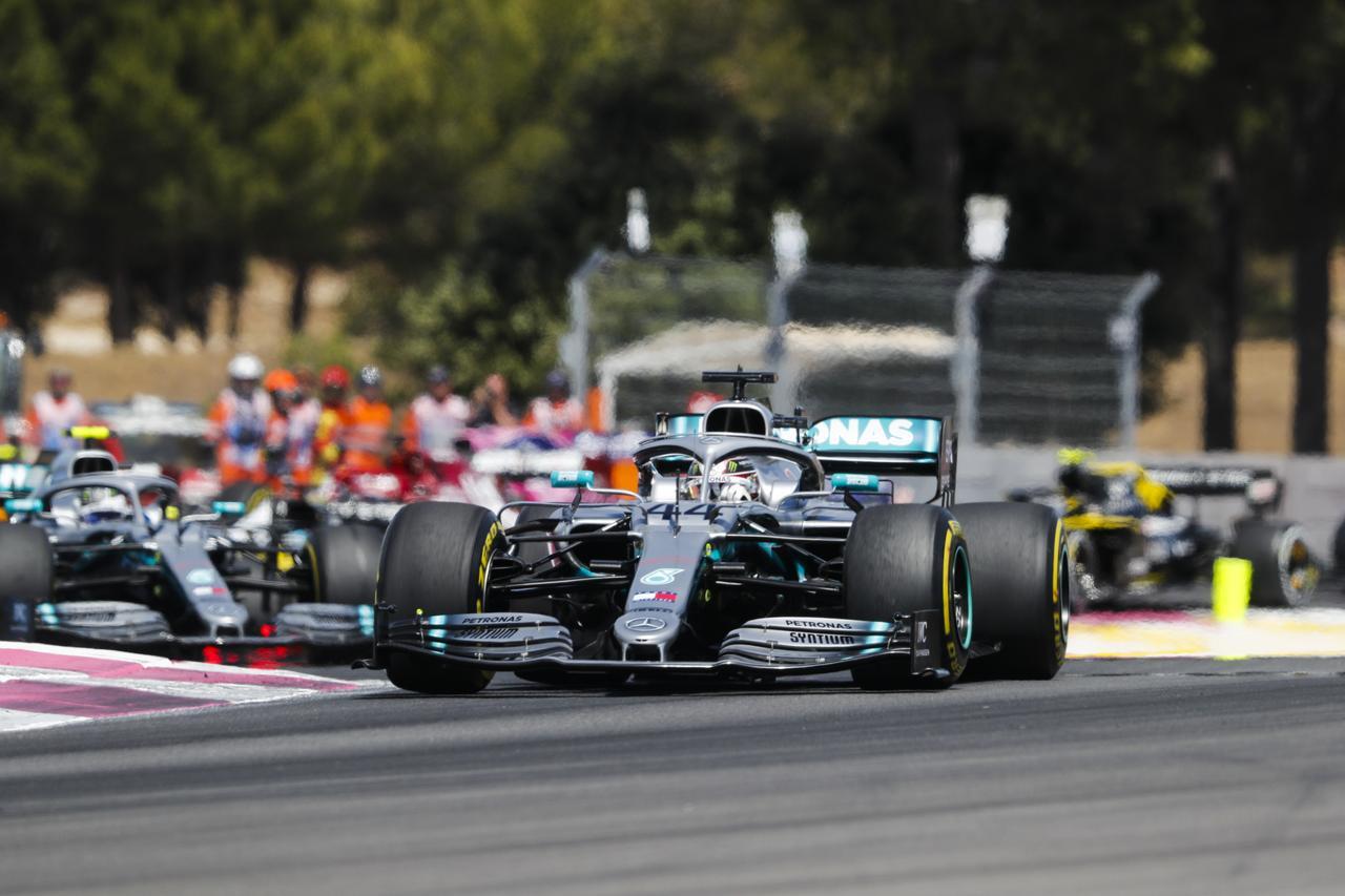Images : 1番目の画像 - 2019年 F1第8戦 フランスGP 決勝 - Webモーターマガジン