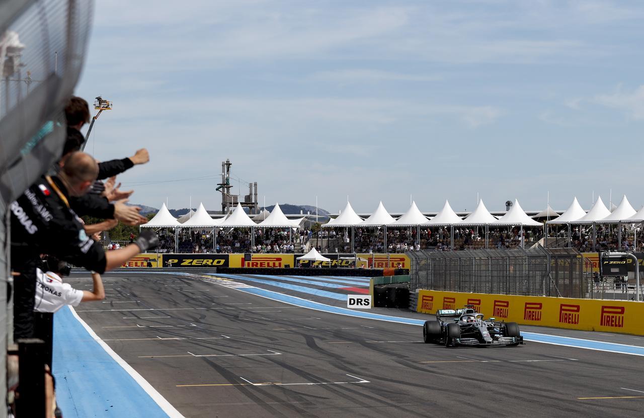 Images : 6番目の画像 - 2019年 F1第8戦 フランスGP 決勝 - Webモーターマガジン