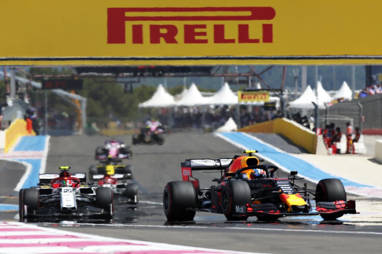 Images : 2番目の画像 - 2019 F1第8戦 フランスGP - Webモーターマガジン