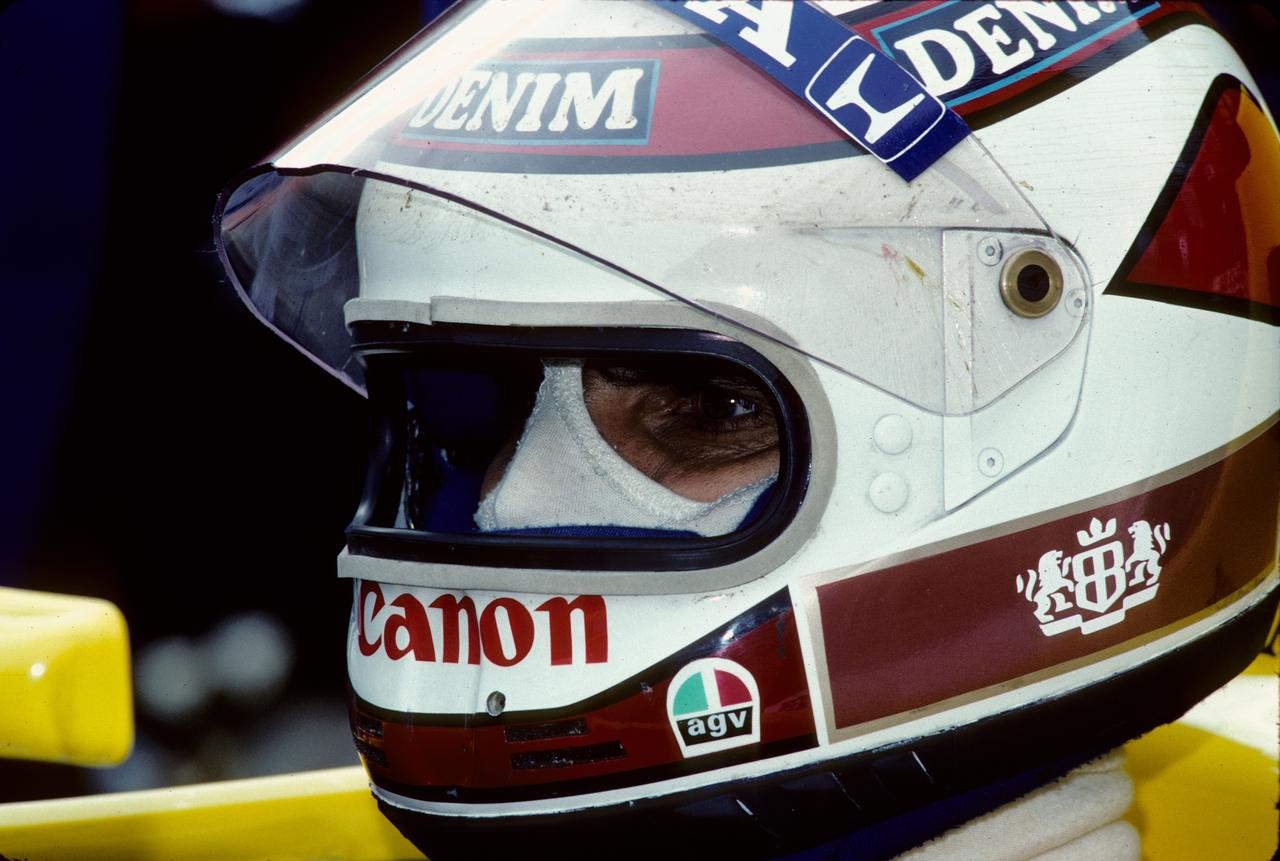 Images : 13番目の画像 - ウィリアムズ・ホンダFW11B Williams Honda FW11B(1987) - LAWRENCE - Motorcycle x Cars + α = Your Life.