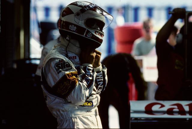 画像: 優勝3回ながら2位7回と抜群の安定感でドライバーズタイトルを獲得したネルソン・ピケ。