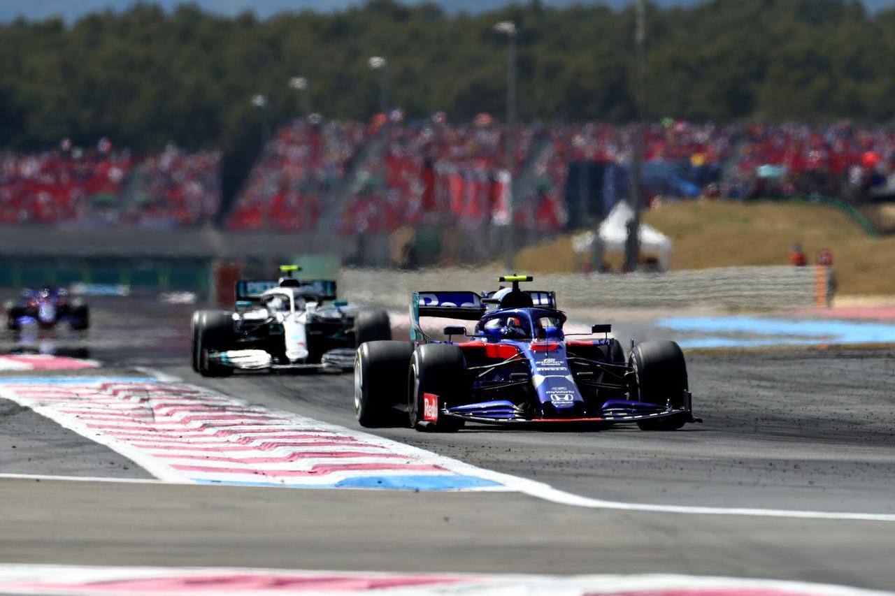 Images : 3番目の画像 - 2019 F1第8戦 フランスGP - Webモーターマガジン