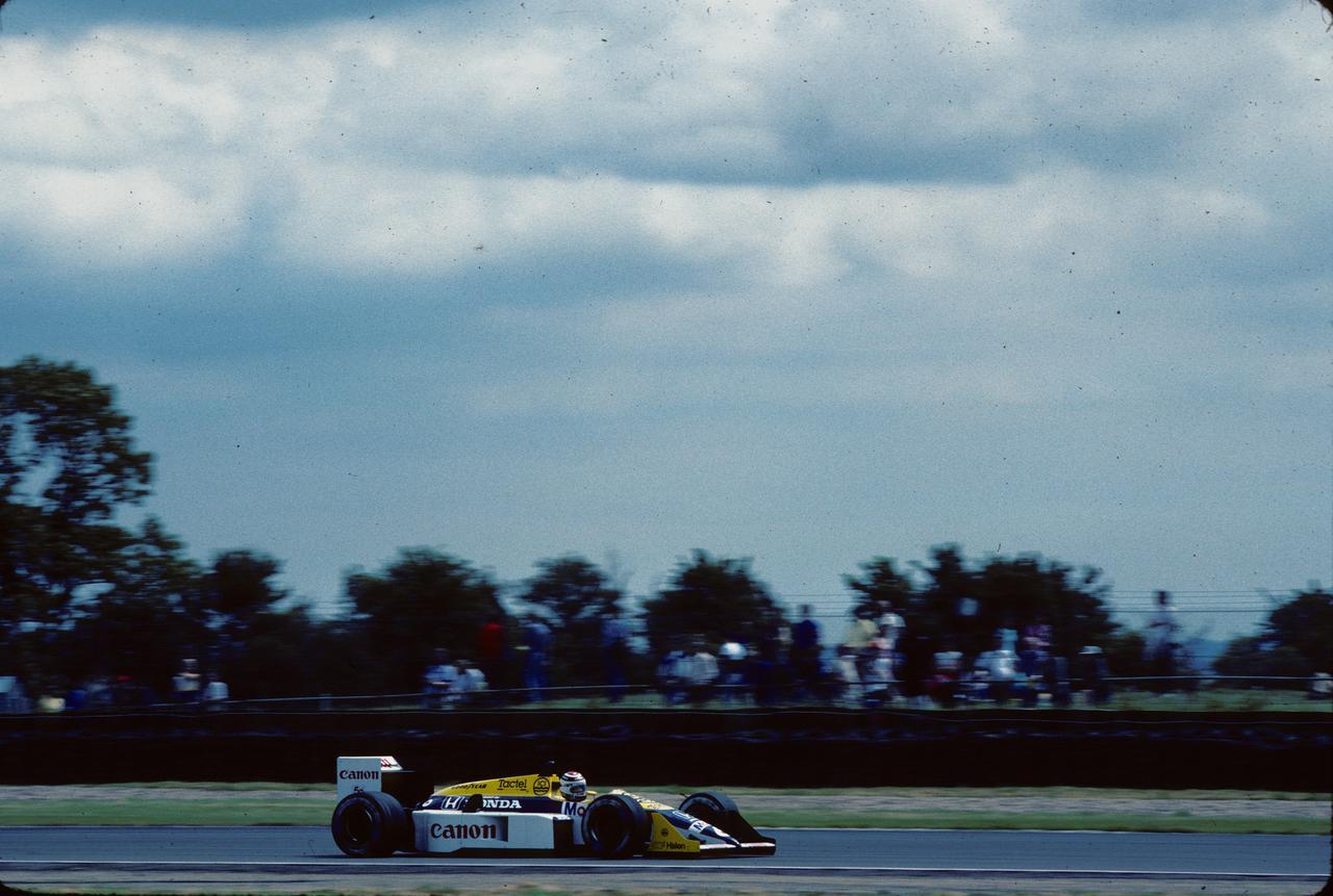 Images : 9番目の画像 - ウィリアムズ・ホンダFW11B Williams Honda FW11B(1987) - LAWRENCE - Motorcycle x Cars + α = Your Life.