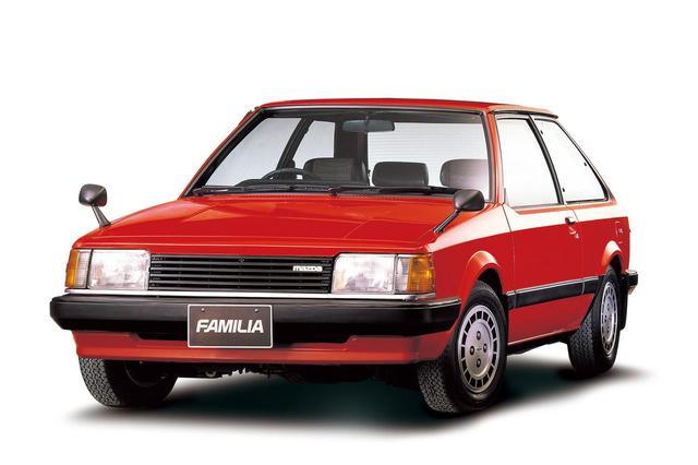 画像: 1980年に登場し、とくに人気の高かった赤のボディカラー。