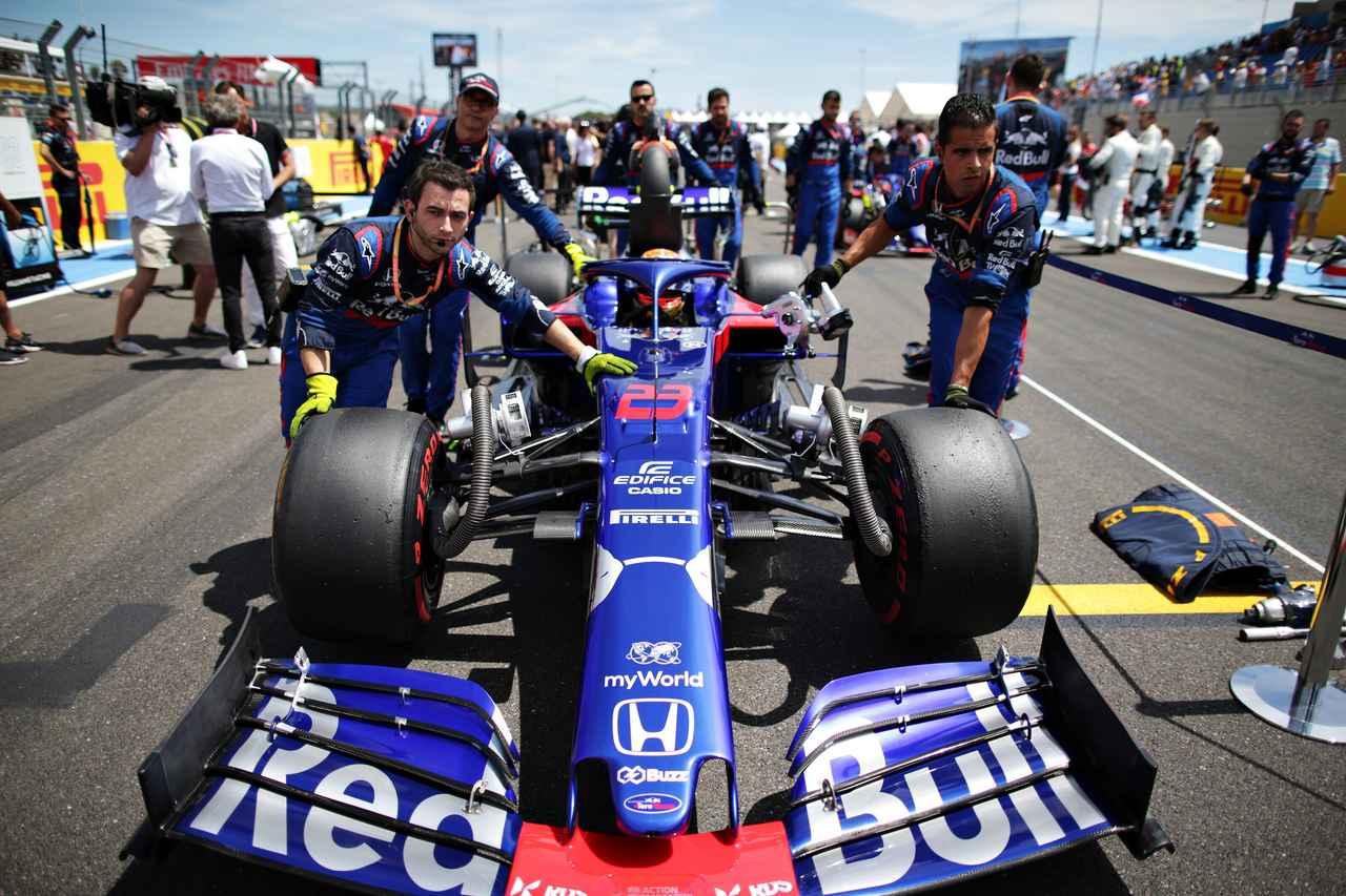 Images : 6番目の画像 - 2019 F1第8戦 フランスGP - Webモーターマガジン