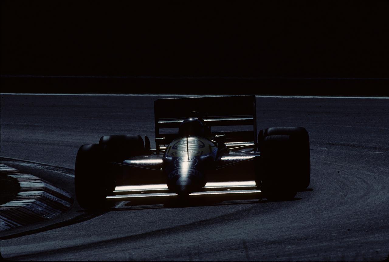Images : 10番目の画像 - ウィリアムズ・ホンダFW11B Williams Honda FW11B(1987) - Webモーターマガジン