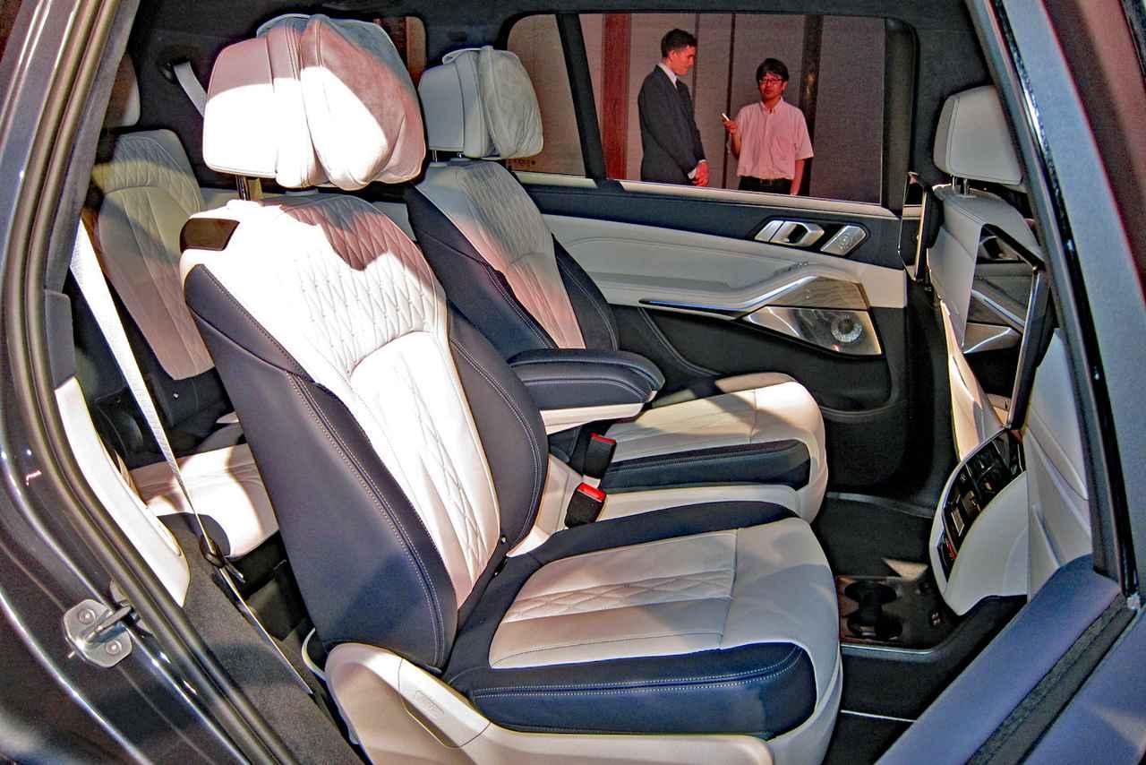 Images : 11番目の画像 - BMW X7 - Webモーターマガジン