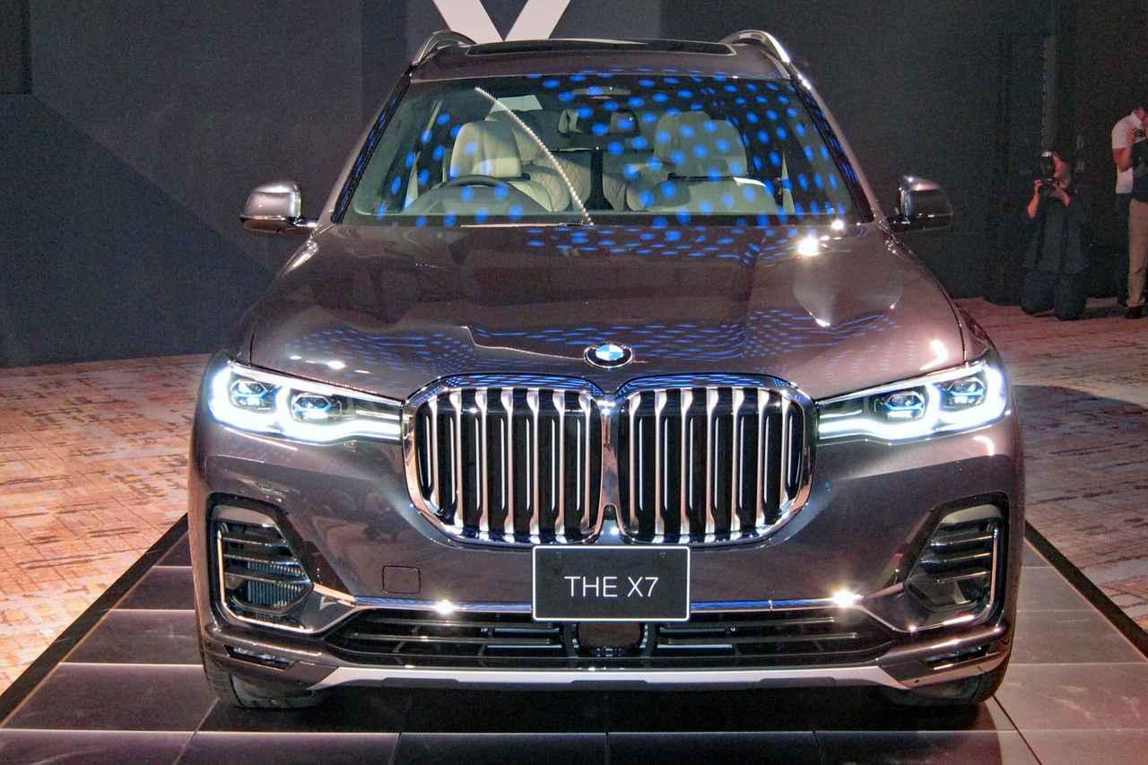 Images : 3番目の画像 - BMW X7 - Webモーターマガジン