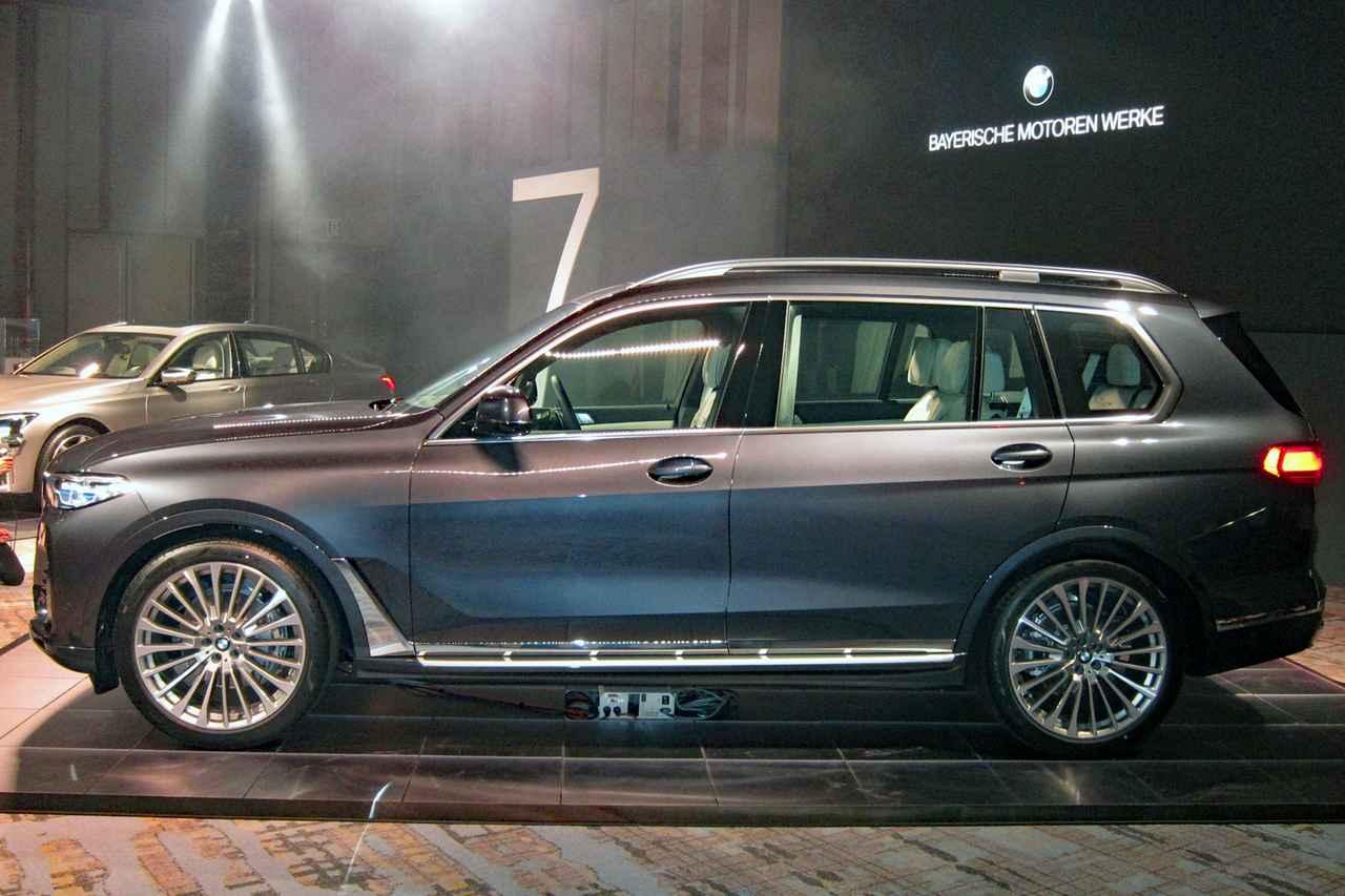 Images : 4番目の画像 - BMW X7 - Webモーターマガジン