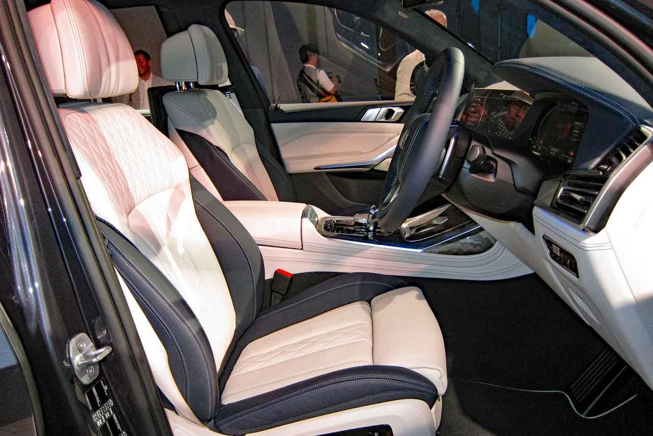 Images : 10番目の画像 - BMW X7 - Webモーターマガジン
