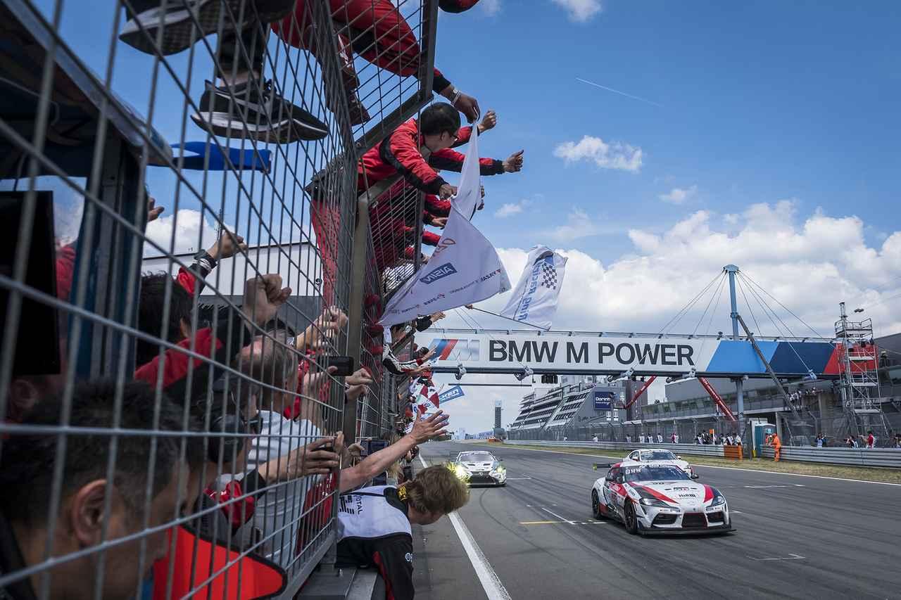 Images : 6番目の画像 - TOYOTA GAZOO Racing GRスープラ 第47回ニュルブルクリンク24時間レース - Webモーターマガジン
