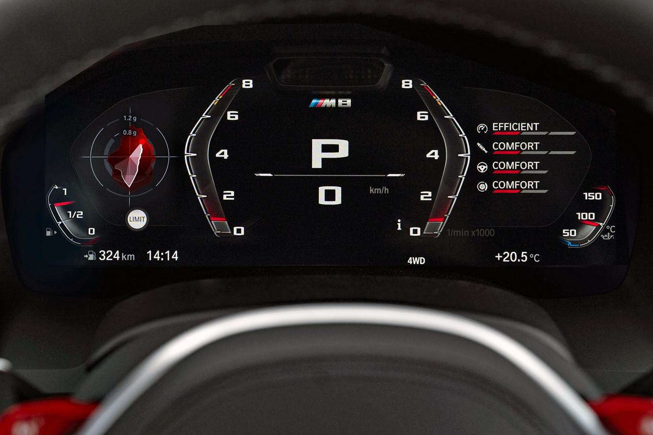 Images : 6番目の画像 - BMW M8 - Webモーターマガジン