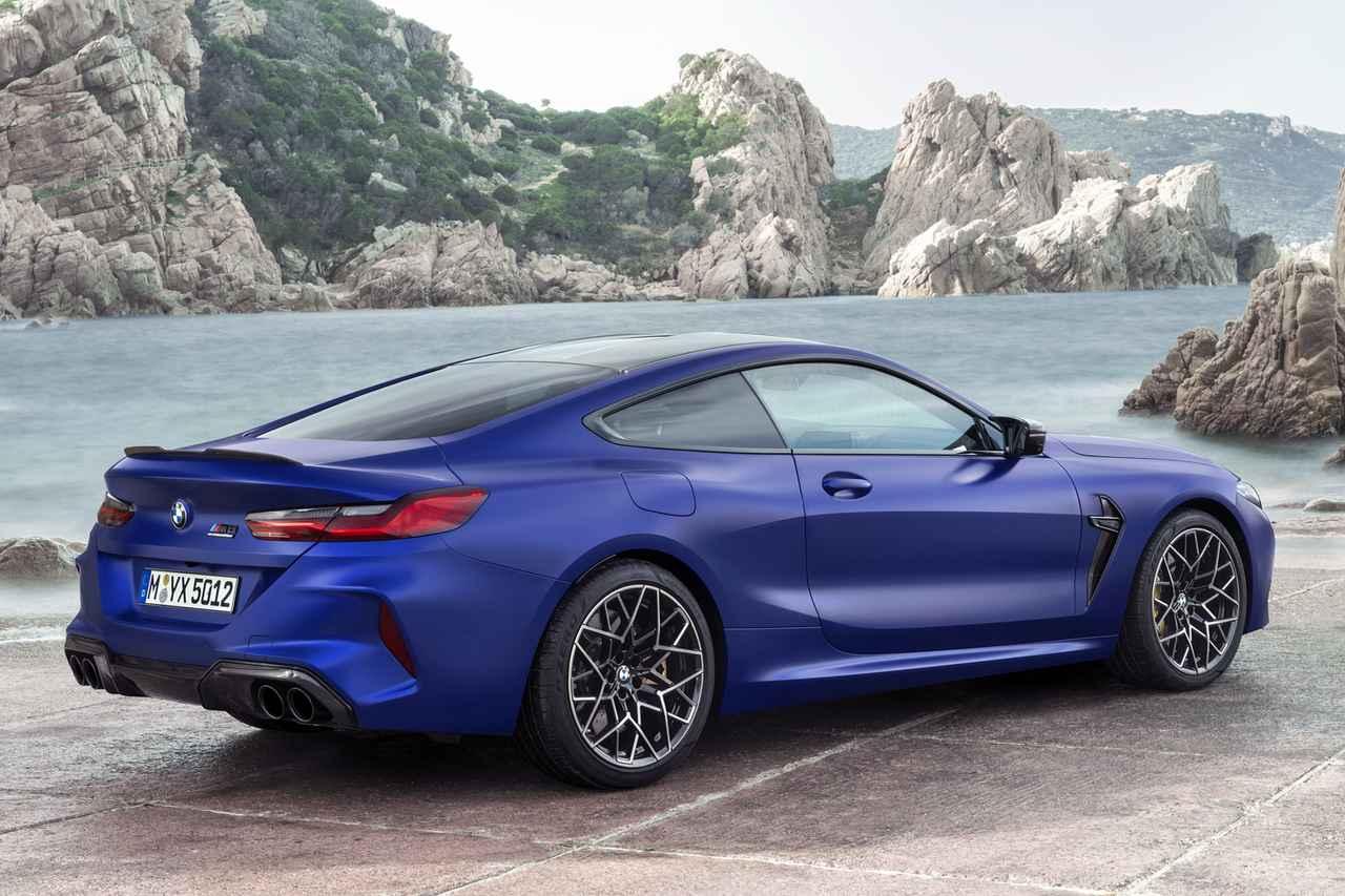 Images : 3番目の画像 - BMW M8 - Webモーターマガジン