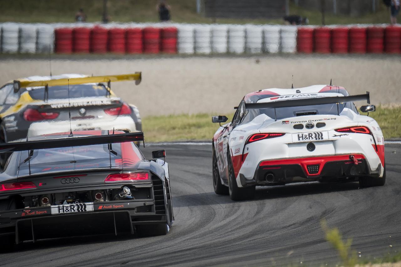 Images : 4番目の画像 - TOYOTA GAZOO Racing GRスープラ 第47回ニュルブルクリンク24時間レース - Webモーターマガジン