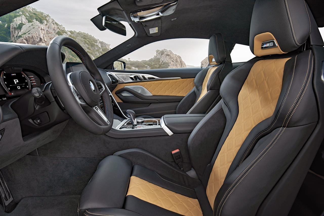 Images : 8番目の画像 - BMW M8 - Webモーターマガジン