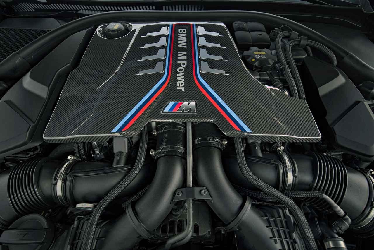 Images : 4番目の画像 - BMW M8 - Webモーターマガジン
