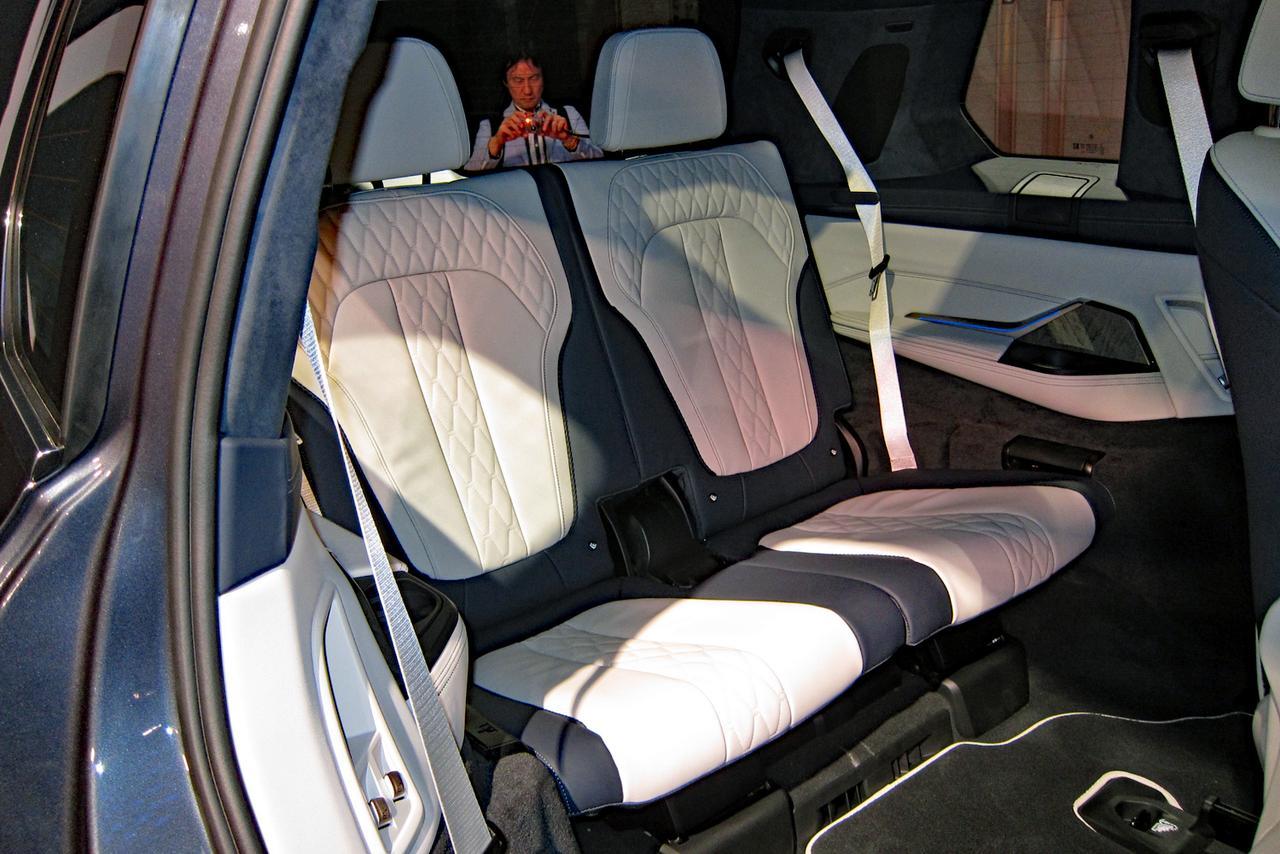 Images : 12番目の画像 - BMW X7 - Webモーターマガジン